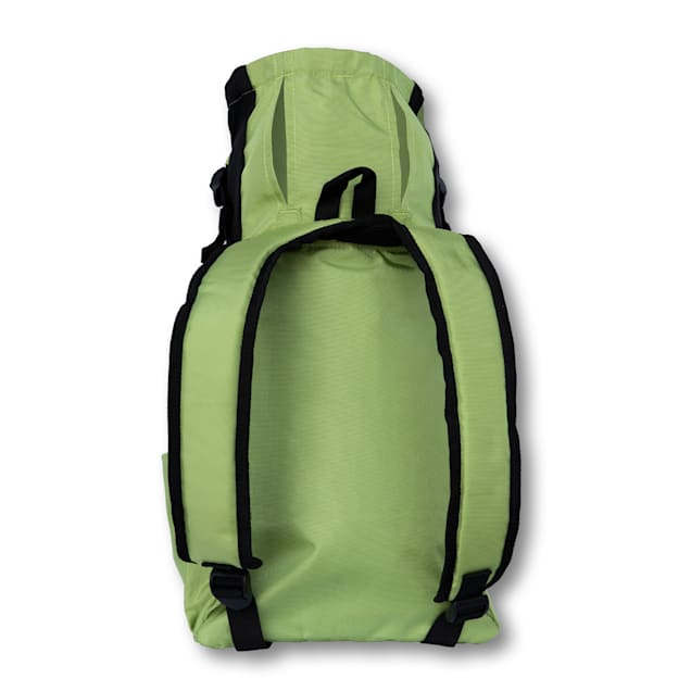 """K9 Sport Sack Air Trainer Green Backpack Pet Carrier, 9"""" L X 8"""" W X 15"""" H - Carousel image #1"""