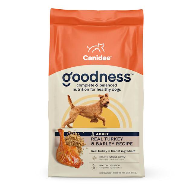 Canidae Goodness Adult Turkey & Barley Dry Dog Food, 25 lbs. - Carousel image #1