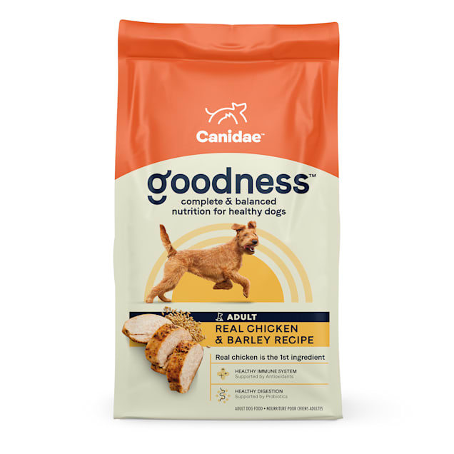 Canidae Goodness Adult Chicken & Barley Dry Dog Food, 25 lbs. - Carousel image #1