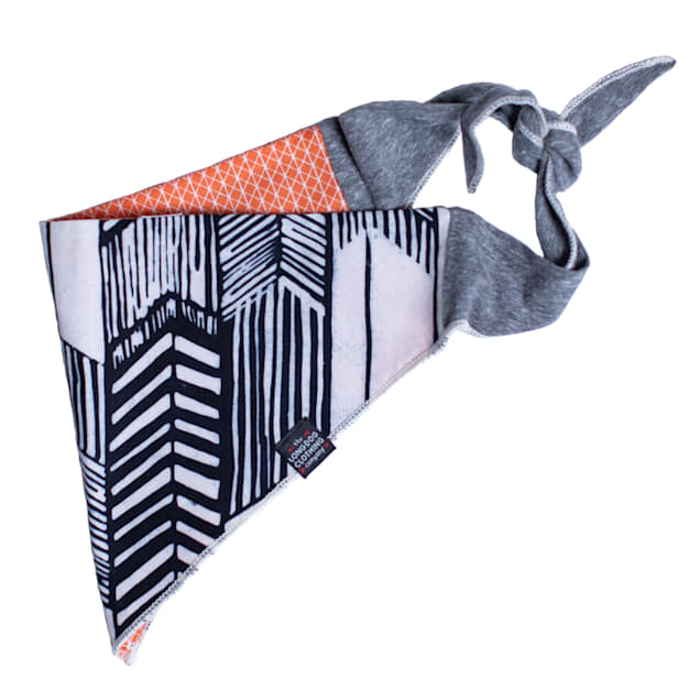 Long Dog Clothing Co. The Fletcher Dog Bandana, Small - Carousel image #1