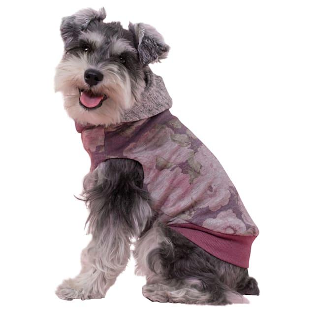 Long Dog Clothing Co. The Midge Dog Reversible Sweater, X-Small - Carousel image #1