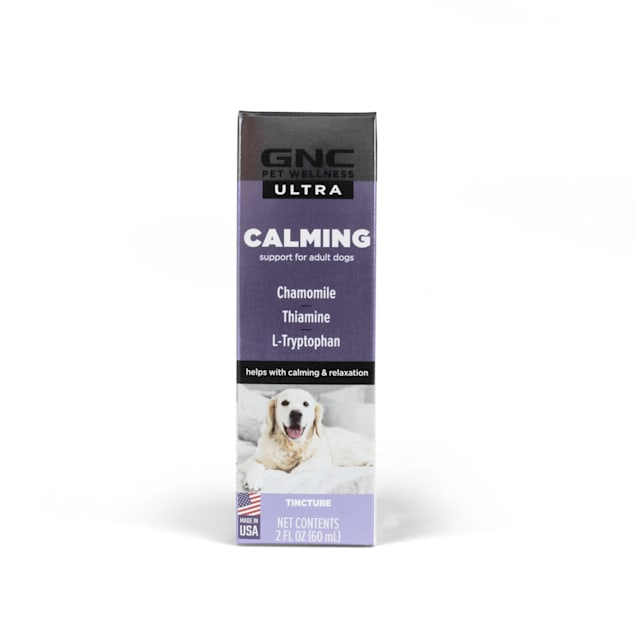 GNC Ultra for Pets Calming Oil Tincture for Dogs, 2 fl. oz. - Carousel image #1