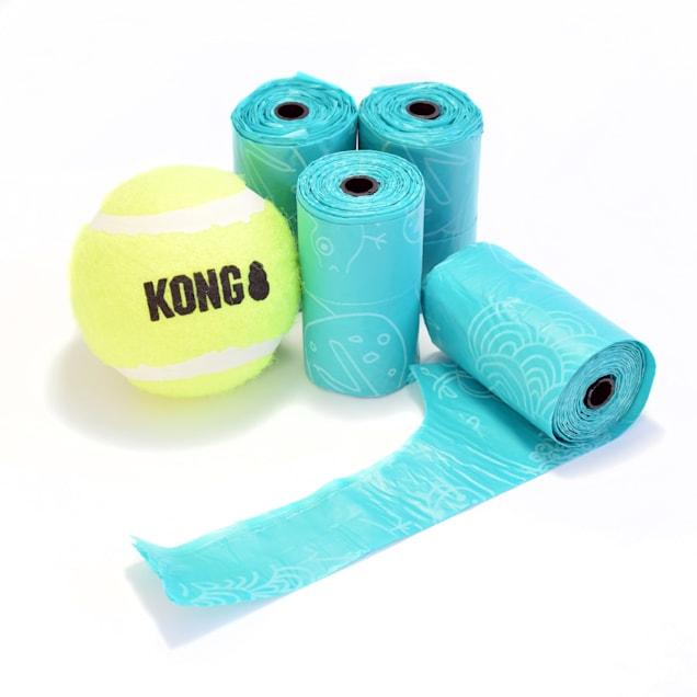 KONG HandiPOD Ball Refill Dog Toy, Small - Carousel image #1