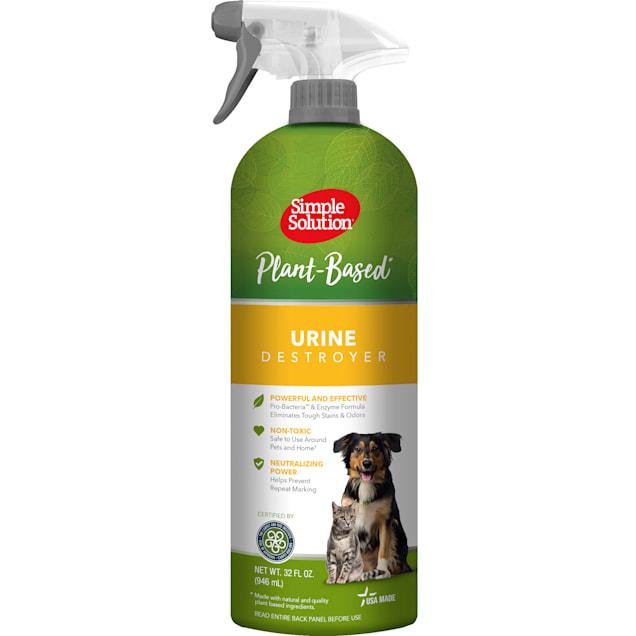 Simple Solution Plant-Based Urine Destroyer for Pets, 32 fl. oz. - Carousel image #1
