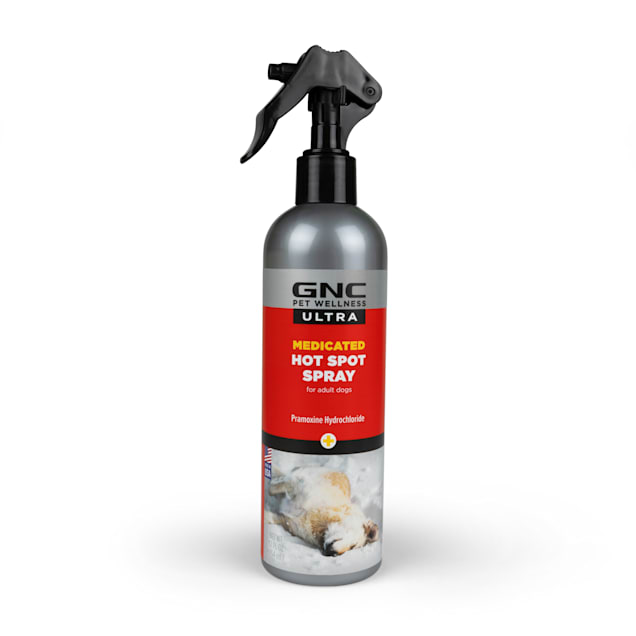 GNC Ultra for Pets Medicated Hot Spot Spray for Dogs, 12 fl. oz. - Carousel image #1