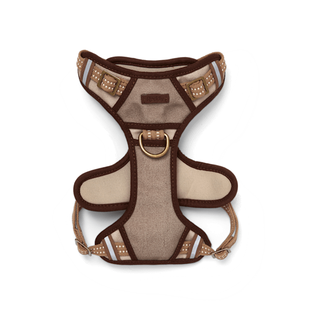 Reddy Tan Canvas Dog Harness, Medium - Carousel image #1