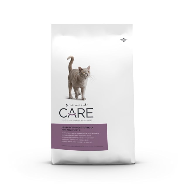 Diamond Natural Care Urinary Support Formula Adult Dry Cat Food, 15 lbs. - Carousel image #1