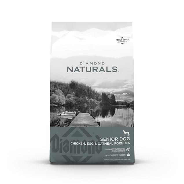 Diamond Naturals Senior Dry Dog Food, 35 lbs. - Carousel image #1