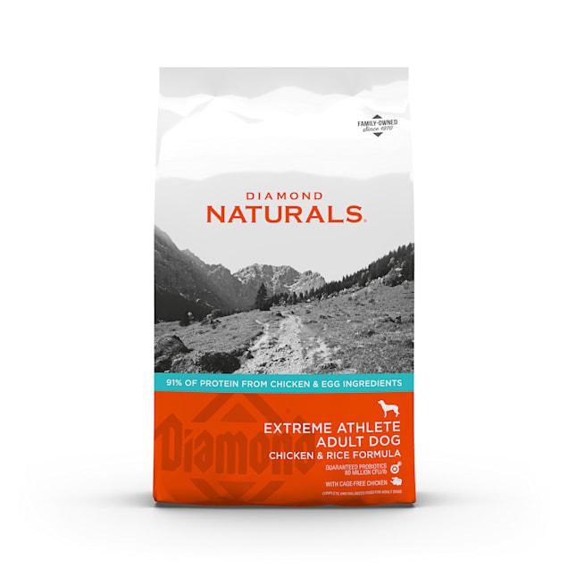 Diamond Naturals Extreme Athlete Adult Dry Dog Food, 40 lbs. - Carousel image #1
