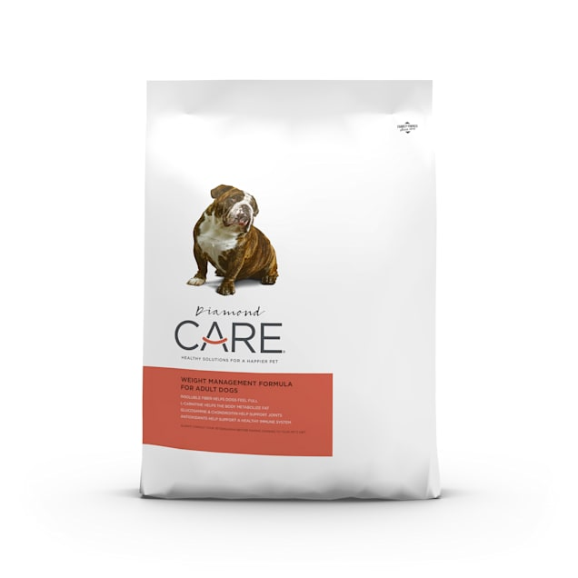 Diamond CARE Weight Management Formula Adult Dry Dog Food, 25 lbs. - Carousel image #1