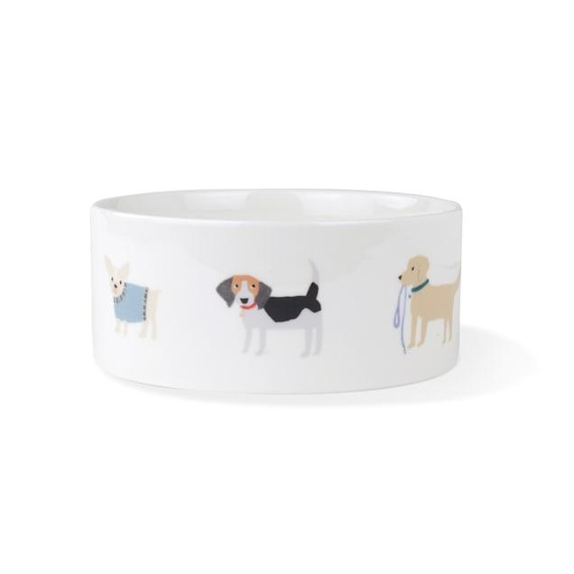 PetShop by Fringe Studio Happy Breeds Pet Bowl, 5 Cups - Carousel image #1
