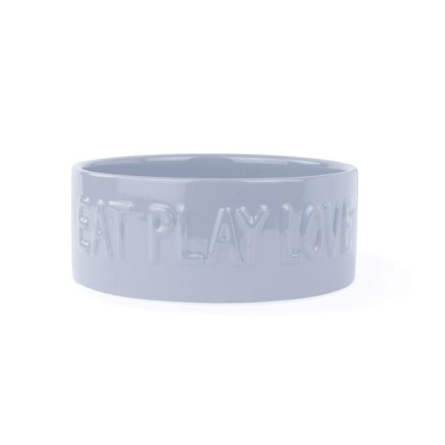 PetShop by Fringe Studio Sculpt Eat Play Cloud Pet Bowl, 5 Cups - Carousel image #1