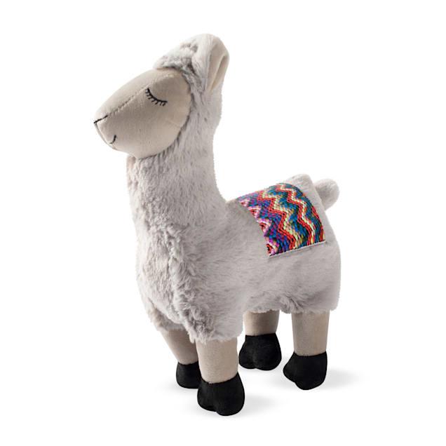 PetShop by Fringe Studio Llama Chill Plush Dog Toy - Carousel image #1