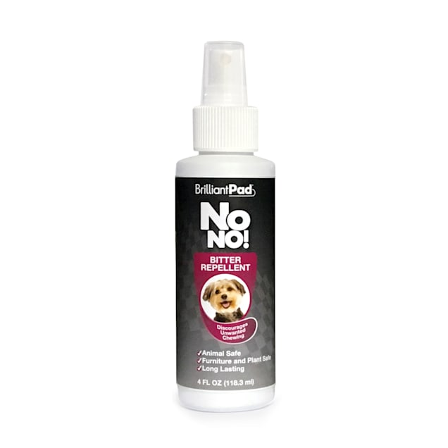 Brilliant Pad NO NO! Bitter Repellent, 4 fl. oz. - Carousel image #1