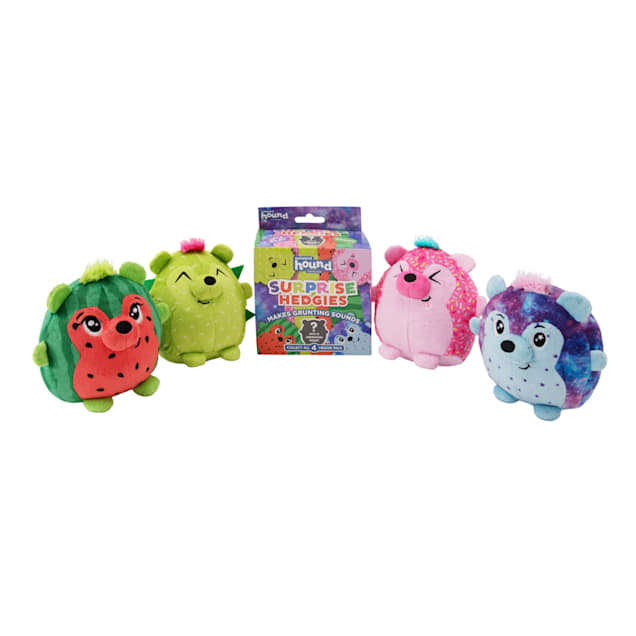 Outward Hound Surprise Hedgies Assorted Dog Toys, Small - Carousel image #1