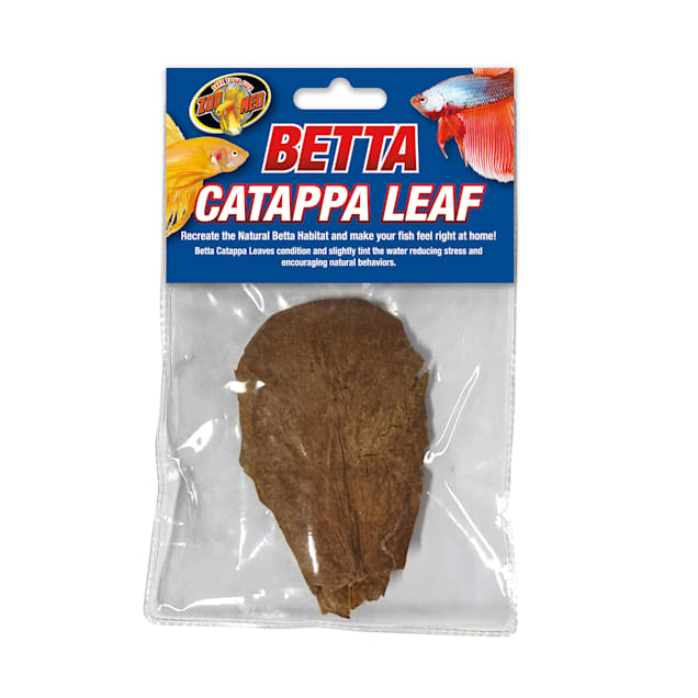 Zoo Med Betta Catappa Leaf, Count of 3 - Carousel image #1