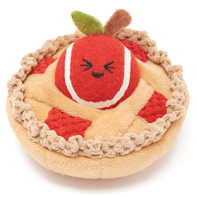 BARK Apple of My Pie Dog Toy, Medium - Carousel image #1