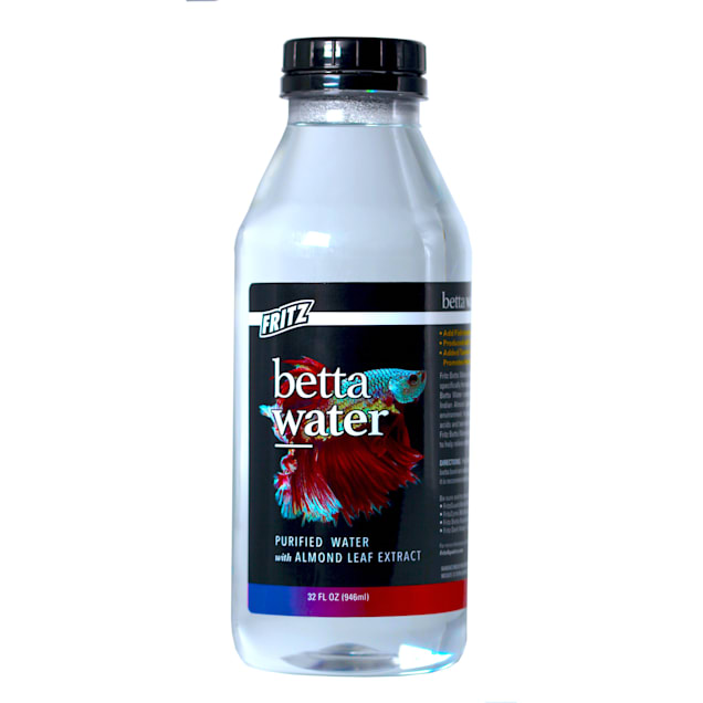 Fritz Betta Water with Almond Leaf Extract, 32 fl. oz. - Carousel image #1