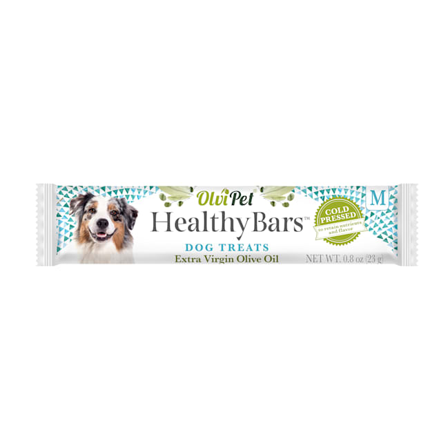 Olvipet Healthy Bars Dog Treats, 9 oz. - Carousel image #1