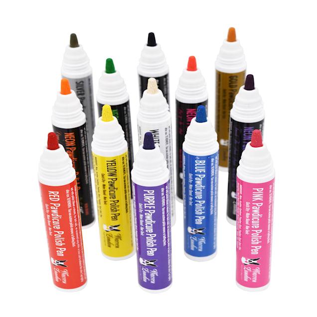 Warren London Dog Pawdicure 13 Colors Polish Pens, 0.16 fl. oz. - Carousel image #1