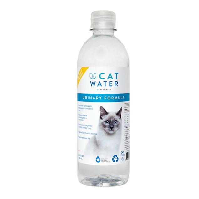 VetWater pH Balanced Cat Water, 16.9 oz. - Carousel image #1