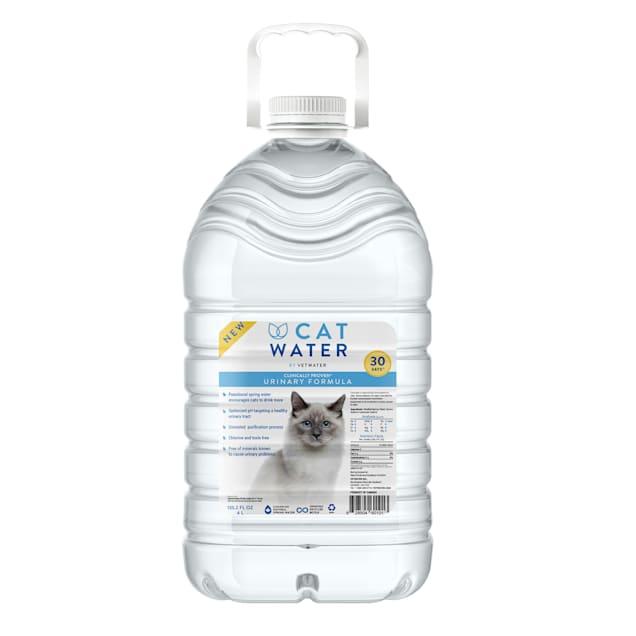 VetWater pH Balanced Cat Water, 135.2 oz., Case of 4 - Carousel image #1