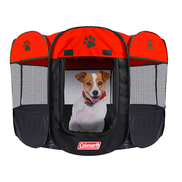 """Coleman Playpen for Dogs, 29"""" L X 29"""" W X 29"""" H - Carousel image #1"""
