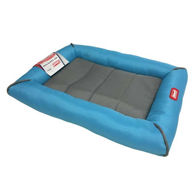 """Coleman Blue Crate Bed for Dogs, 27.75"""" L X 16"""" W - Carousel image #1"""