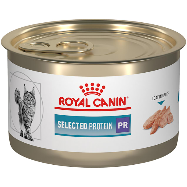 Royal Canin Veterinary Diet Selected Protein with Pea and Rabbit Wet Cat Food, 5.1 oz., Case of 24 - Carousel image #1