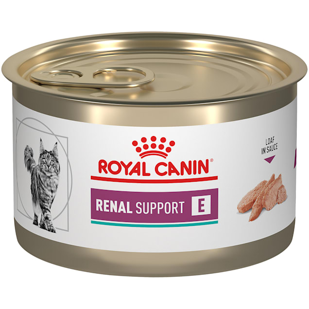 Royal Canin Renal Support E (Enticing) Wet Cat Food, 5.1 oz., Case of 24 - Carousel image #1