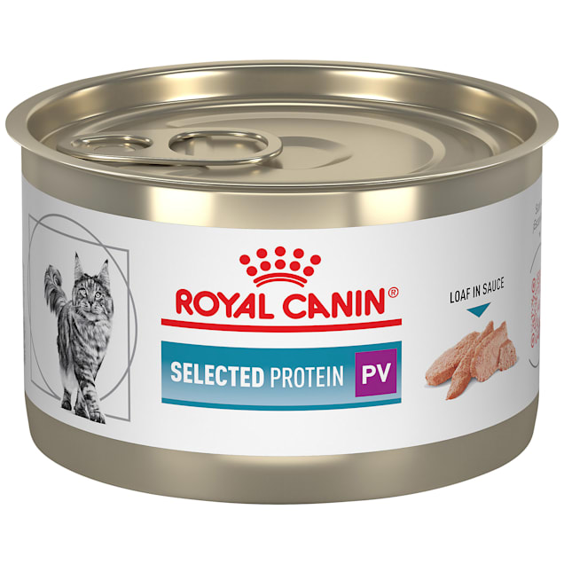 Royal Canin Veterinary Diet Selected Protein with Pea and Venison Wet Cat Food, 5.1 oz., Case of 24 - Carousel image #1