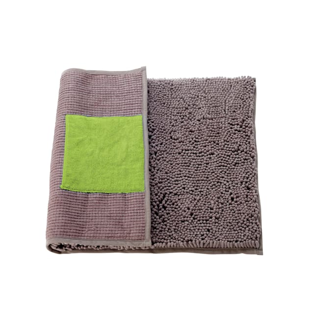 Bissell Dry Dog 2-in-1 Bath Mat & Towel - Carousel image #1