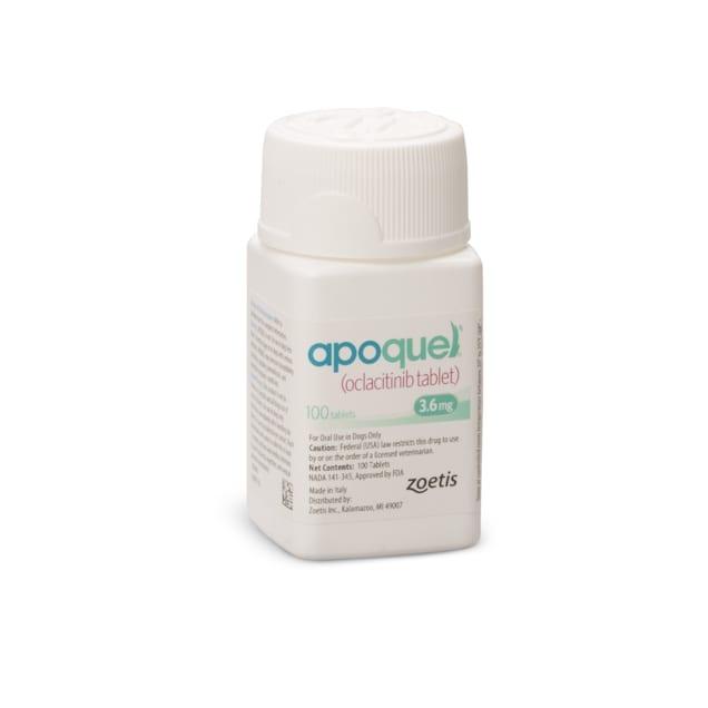 Apoquel 3.6 mg, Single Tablet - Carousel image #1