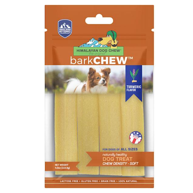 Himalayan Dog Chew Turmeric barkCHEW, 4 oz. - Carousel image #1