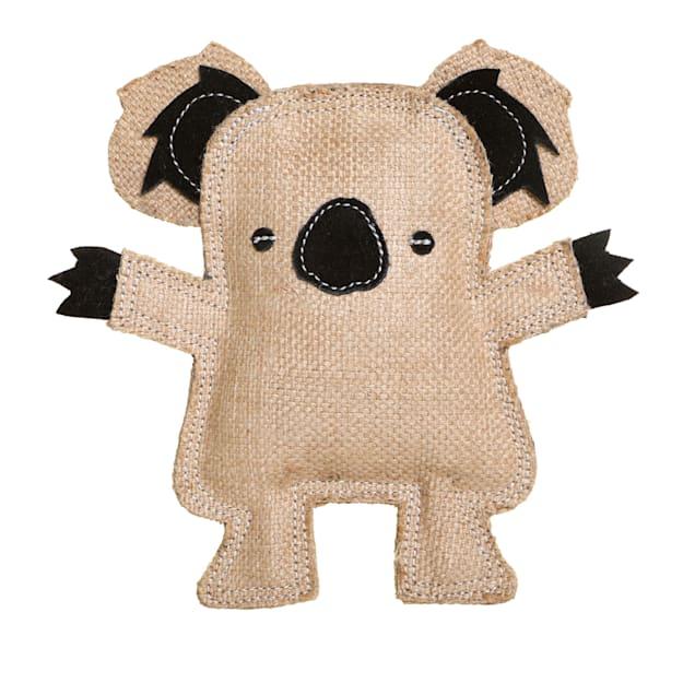 Outback Tails DOOG Tan Kevin The Koala Dog Toy, Medium - Carousel image #1