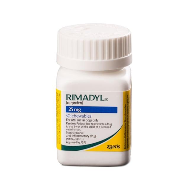 Rimadyl 25 mg Chew, Single Chewable - Carousel image #1