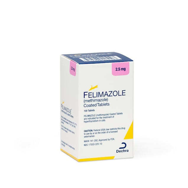 Felimazole 2.5 mg, Single Tablet - Carousel image #1