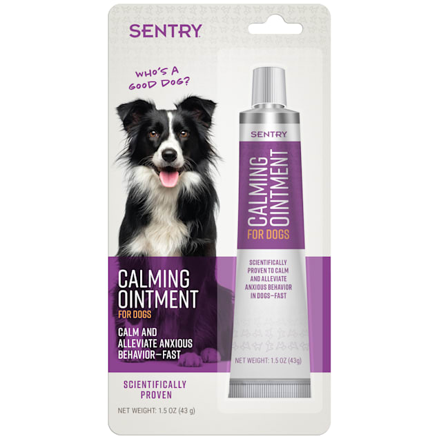 Sentry Good Behavior Ointment for Anxious Dogs, 1.5 oz. - Carousel image #1
