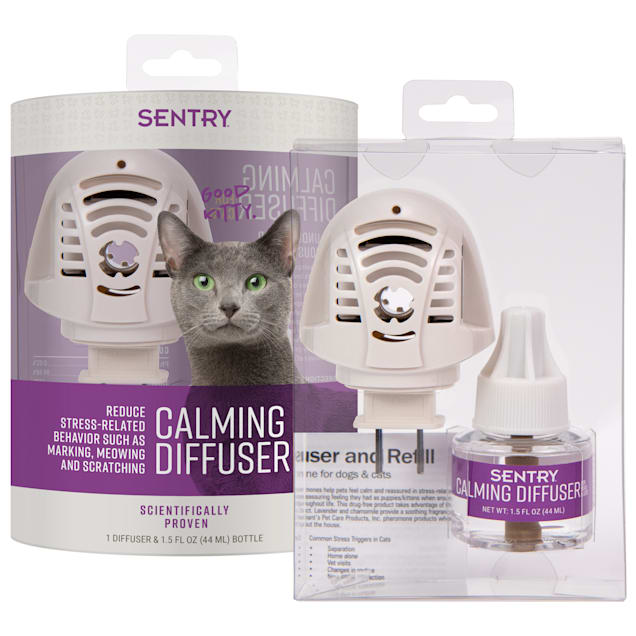 Sentry Behavior Diffuser for Cats, 1.5 oz. - Carousel image #1