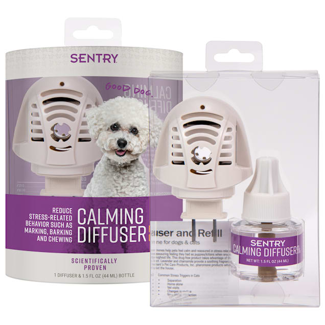 Sentry Calming Diffuser for Dogs, 1.5 oz. - Carousel image #1
