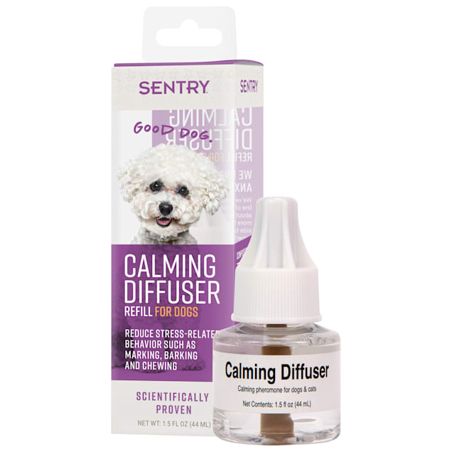 Sentry Calming Diffuser Refill for Dogs, 1.5 oz. - Carousel image #1