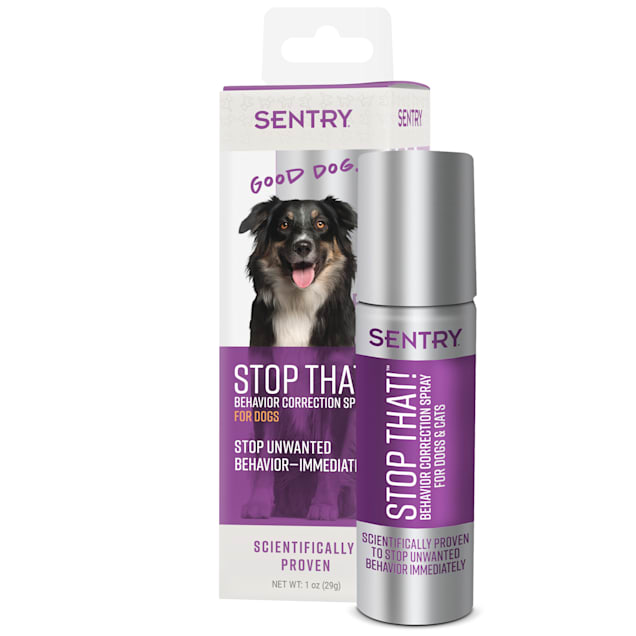 Sentry Stop That! Behavior Correction Spray for Dogs, 1 oz. - Carousel image #1