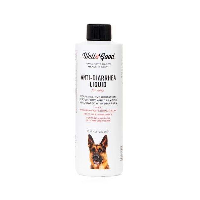 Well & Good Anti-Diarrhea Liquid for Dogs, 8 fl. oz. - Carousel image #1