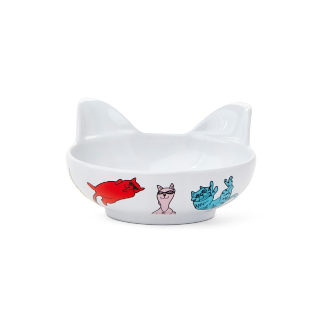 BOBS from Skechers Cattitude Cat Bowl, 0.75 Cup - Carousel image #1