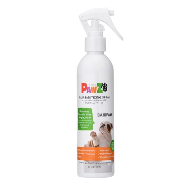 PAWZ SaniPaw Sanitizer Dog Spray, 8 fl. oz. - Carousel image #1