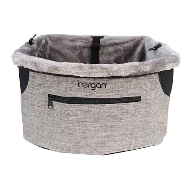 Bergan Black Comfort Hanging Dog Booster - Carousel image #1