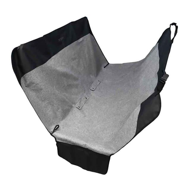 Bergan Auto Hammock Grey/Black Seat Protector for Dogs - Carousel image #1