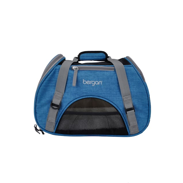 """Bergan Heather Bermuda Comfort Carrier for Dogs, 16"""" L X 8"""" W X 11"""" H - Carousel image #1"""
