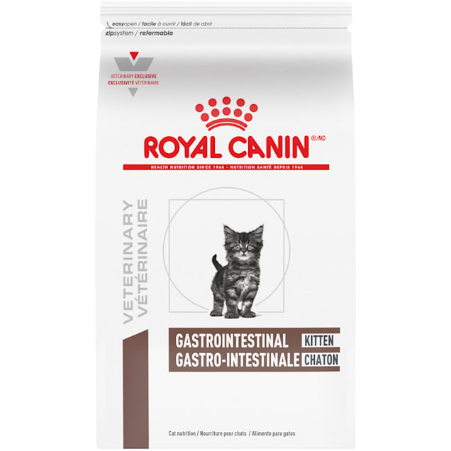 Royal Canin Veterinary Diet Feline Gastrointestinal Kitten Dry Food, 7.7 lbs. - Carousel image #1