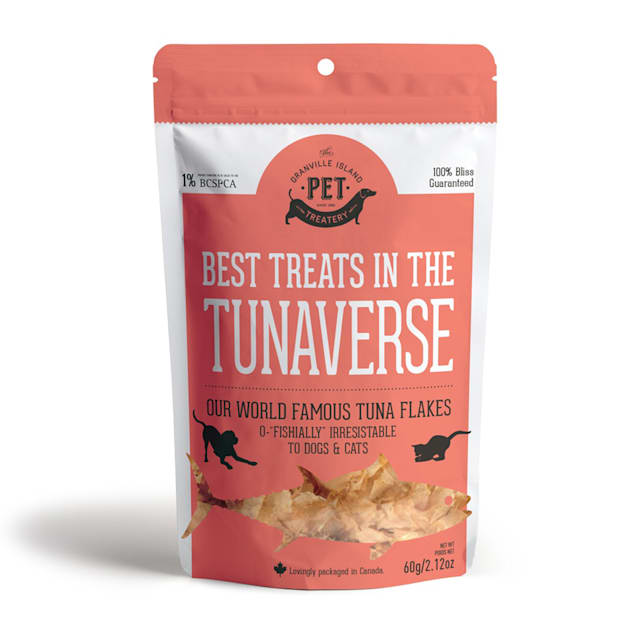 The Granville Island Pet Treatery Pure Proteins Tunaverseare Dog Treats, 60 Gram - Carousel image #1